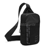 Nike 斜背包 NSW Essentials Bag 黑 男女款 運動休閒 【PUMP306】 BA6144-011