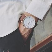 男士手錶潮流學生韓版簡約休閒ulzzang女生男生潮男防水-享家生活館