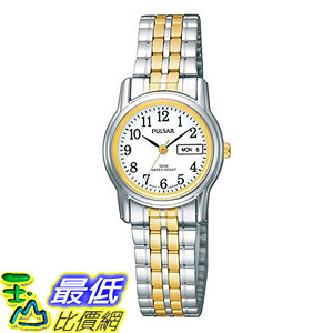 [美國直購 ShopUSA]Pulsar Dress PXU039X Womens Watch$2410