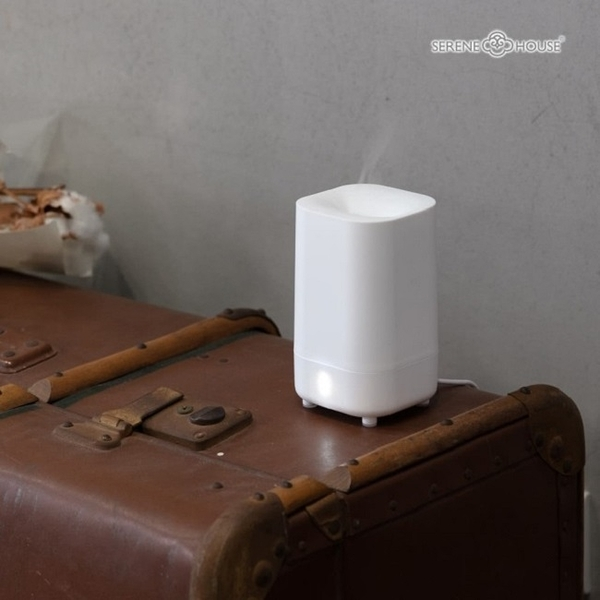 【SERENE HOUSE】遊騎兵香氛霧化機/純淨白