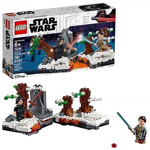 LEGO 樂高 Star Wars: The Force Awakens Duel on Starkiller Base 75236 Building Kit (191 Piece)
