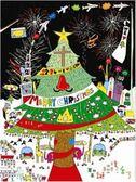 (二手書)聖誕樹復活了(書+光碟不分售)(精裝)