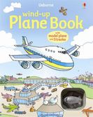 Wind-Up Plane Book 車車書:飛機