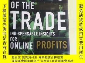二手書博民逛書店Rules罕見of the Trade: Indispensable Insights for Online Pr