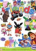 FUN TO LEARN friends(英國版)第394期+玩具組
