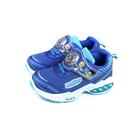 戰鬥陀螺 爆烈世代 BEYBLADE BURST 運動鞋 電燈鞋 藍色 中童 童鞋 BEKX95616 no858