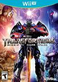 WiiU Transformers Rise of the Dark Spark 變形金剛:暗火崛起(美版代購)