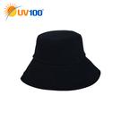 UV100 防曬 抗UV-輕盈彩蝶淑女帽