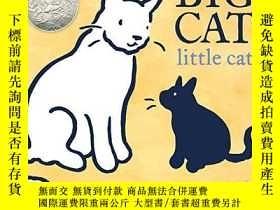二手書博民逛書店Big罕見Cat, Little CatY256260 Elisha Cooper Roaring Brook