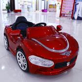 新款瑪莎拉蒂兒童電動車四輪.