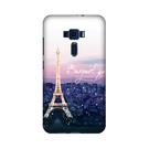 華碩 asus ZenFone3 ZE552KL Z012DA 手機殼 軟殼 保護套 巴黎鐵塔