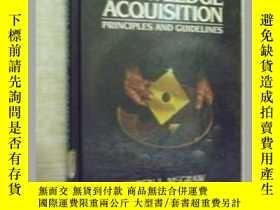 二手書博民逛書店knowledge罕見acquisition principle
