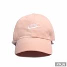 NIKE 運動帽 SW H86 FUTURA WASH CAP 水洗 老帽 粉-913011800