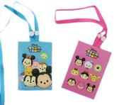 【卡漫城】 特價 Tsum 票卡夾 二選一 ㊣版 米奇 迪士尼 維尼熊 識別證套 悠遊卡套 車票套 證件夾