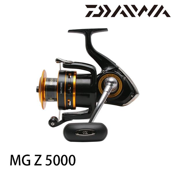 漁拓釣具 DAIWA 19 MG Z 5000 [紡車捲線器]