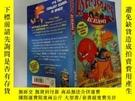 二手書博民逛書店Astrosaurs罕見Academy: T. Rex Terro宇航員學院Y200392