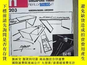 二手書博民逛書店DESIGN罕見DIFFUSION NEWS (2014 203