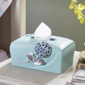 黑五好物節歐式創意復古時尚紙巾盒可愛簡約抽紙盒客廳紙抽盒紙巾筒 易貨居