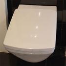 【麗室衛浴】國產替代品 緩降馬桶蓋 K-4417 適合美國KOHLER ESCALE 懸吊馬桶