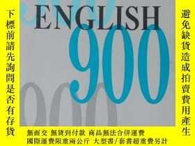 二手書博民逛書店A罕見Basic Course ENGLISH 900 (SIX