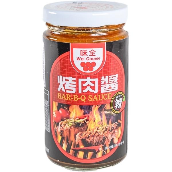 味全 烤肉醬-辣味 250g 【康鄰超市】