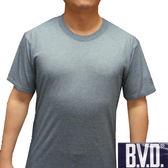 【BVD】精典時尚吸濕速乾彩色圓領短袖上衣~2件組