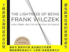 二手書博民逛書店Lightness罕見Of Being-生命之輕Y436638 Frank Wilczek Basic Boo