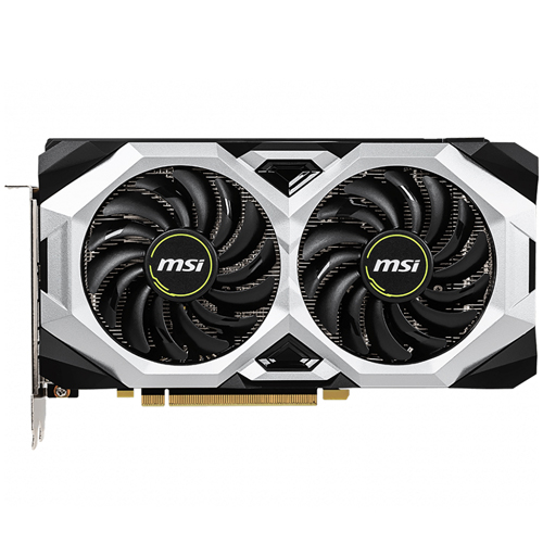 MSI 微星 GeForce RTX 2060 SUPER™ VENTUS OC 顯示卡