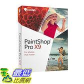 [106美國直購] 2017美國暢銷軟體 Corel PaintShop Pro X9