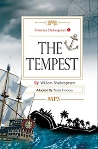 (二手書)Timeless Shakespeare(6):The Tempest(25K彩色+1MP3)