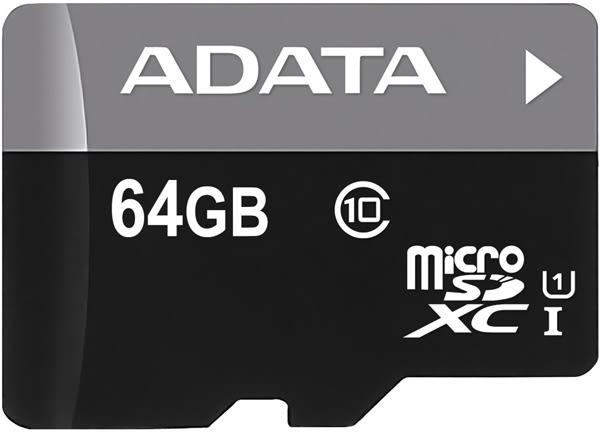 威剛 Mircro SD記憶卡 64G