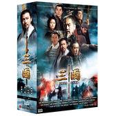 三國(31~60集) DVD ( 陳建斌/陸毅/于和偉/陳好/張博/黃維德/倪大紅/何潤東/聶遠/林心如 )