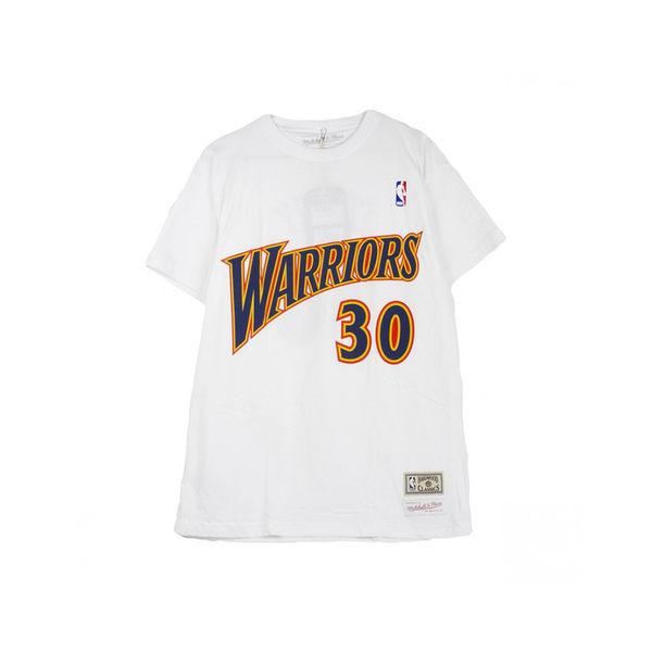 M&N NBA 號碼T CURRY 勇士 白 男 (布魯克林) 2019/04月 MNNNTS27B