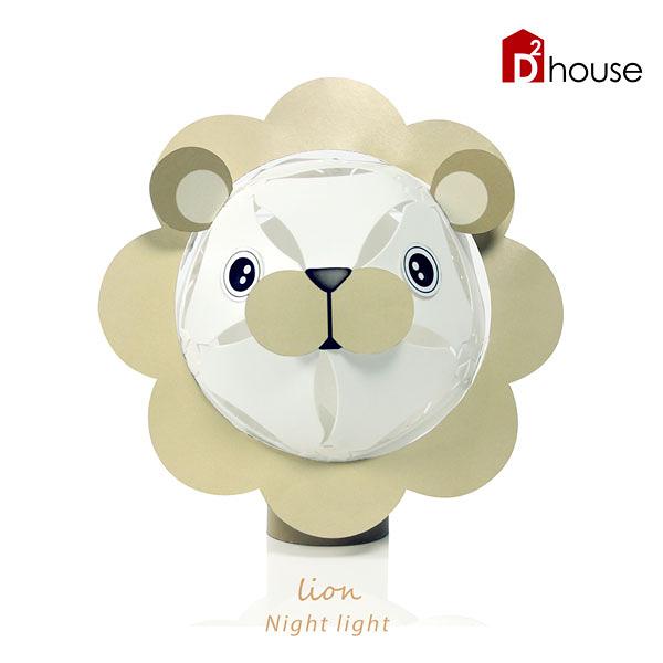 擁瓣燈飾-獅子【DD House】