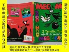 二手書博民逛書店Meg罕見& Mog 3 Terrific TalesY9532