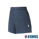 【超取】K-SWISS Pocket Shorts運動短褲-女-黑