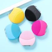 硅膠潔面儀毛孔黑頭清潔器電動按摩充電洗臉神器家用美容儀洗面儀