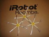 iRobot Roomba 500 600 700 系列 掃地機專用六腳邊刷(一組三支)
