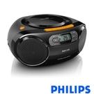 免運費 【Philips 飛利浦】 手提 CD音響 手提播放機/手提音響 AZ328