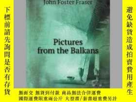 二手書博民逛書店Pictures罕見from the BalkansY405706 Fraser John Foster I