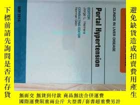 二手書博民逛書店Clinics罕見in Liver Disease 2014 0