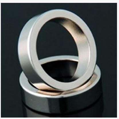 魔力巴克球強力磁鐵 磁戒 磁環 強磁戒指 磁性 圓環 環形 強磁鐵19*5-14【全館限時88折】