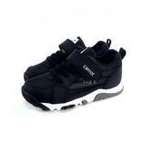 日本 Moonstar CARROT 透氣運動機能鞋(《7+1童鞋》B469黑色