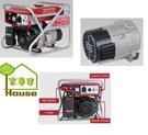 [ 家事達 ]日本原裝 ELEMAX -SV2800S-D澤藤引擎發電機-2800w-電動/手動兩用 特價 110V/220V 鋸機