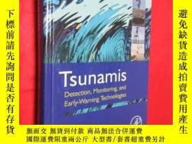 二手書博民逛書店Tsunamis:罕見Detection, Monitoring