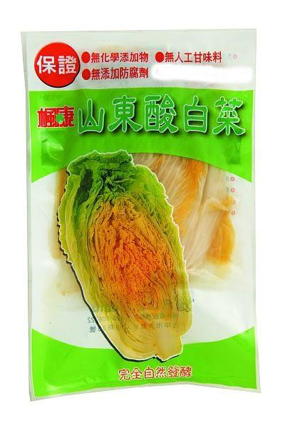 楓康山東酸白菜500g★自然發酵
