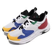 Nike 休閒鞋 Jordan Air Cadence 白 紅 藍 黃 喬丹 男鞋 【ACS】 CN3498-101