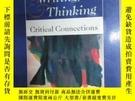二手書博民逛書店英文書罕見Reading, Writing, Thinking(16開,共209頁)Y15969
