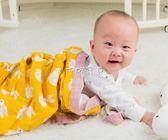 嬰兒裹布 嬰兒包被新生兒抱被薄款純棉紗布包巾裹布寶寶小包被子 珍妮寶貝