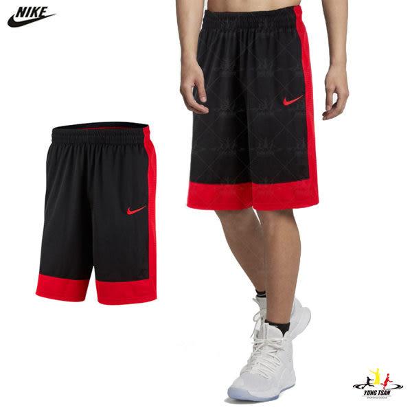 Nike Fastbreak 男 紅 黑 短褲 籃球褲 排汗 快乾 運動褲 慢跑 訓練 健身 舒適 籃球短褲 831405020